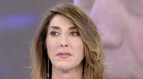 Paz Padilla manda ánimos a Bertín Osborne: 'No es fácil para la familia ver que tu hijo sufre'