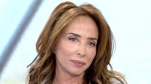María Patiño se dirige a Jesulín de Ubrique: 'Has estado mucho tiempo jugando con las mujeres, las has usado'