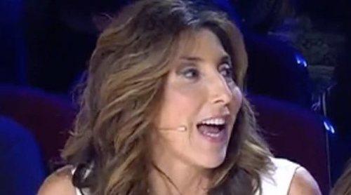 Paz Padilla y Edurne se enfadan en 'Got Talent': 'Eres la Cenicienta mala'