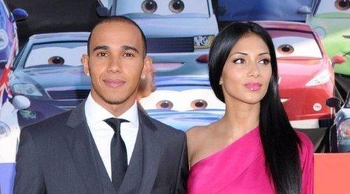 Se difunde un vídeo íntimo de Lewis Hamilton y su expareja Nicole Scherzinger