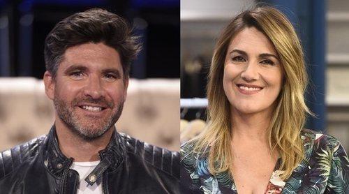 Carlota Corredera recibe por error un mensaje de Toño Sanchís: 'Me ha encantado verte, cariño'