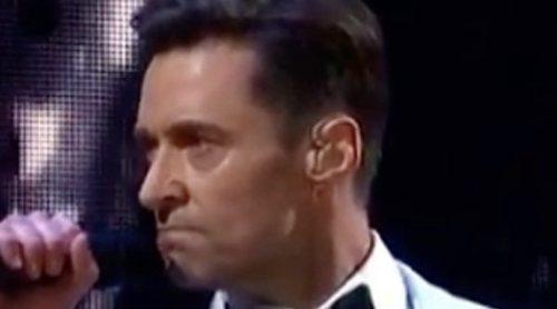 Así ha sido la increíble actuación de Hugh Jackman en los Brit Awards 2019 por 'El Gran Showman'