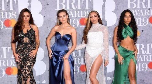 Las integrantes de Little Mix acuden muy bien acompañadas a los BRIT 2019