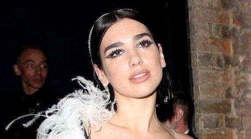 Acusan a Dua Lipa de comportarse como una diva en los Brit Awards 2019