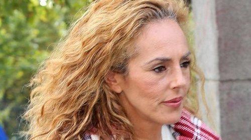 Desmentida la participación de Rocío Carrasco en 'Masterchef Celebrity'