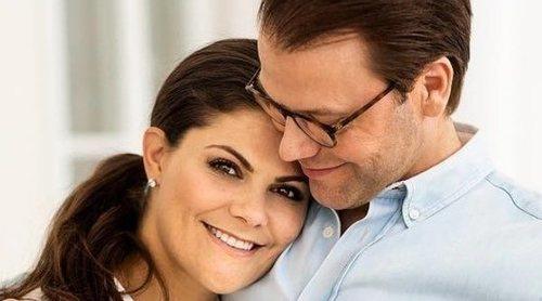 Victoria y Daniel de Suecia recuerdan los 10 años de su compromiso con una foto privada de la pareja real