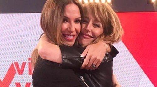 Tamara Gorro se reencuentra con Emma García para hablar de su libro en 'Viva la vida'