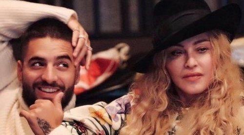 Maluma y Madonna confirman una colaboración para el nuevo disco de la cantante