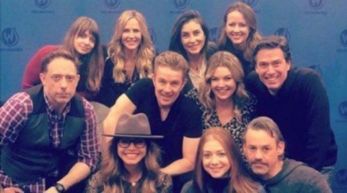 El elenco de 'Buffy Cazavampiros' se reúne 16 años después del final