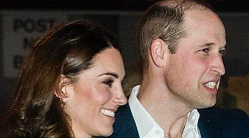 La visita sorpresa del Príncipe Guillermo y Kate Middleton a Irlanda del Norte