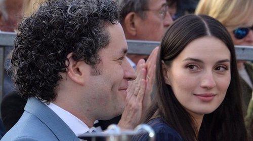 El bonito reencuentro de María Valverde con su marido Gustavo Dudamel: ' Mi todo'