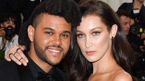 Bella Hadid echa de menos a The Weeknd mientras está en las pasarelas