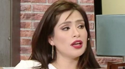 Miriam Saavedra revela cuándo será madre