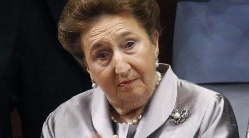 Así es y así ha vivido la Infanta Margarita, la hermana más desconocida y rebelde del Rey Juan Carlos