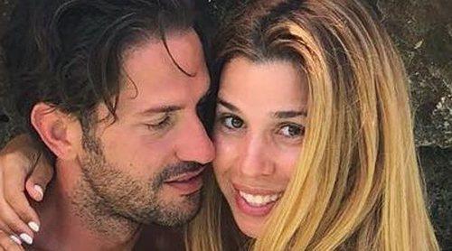 Natalia Rodríguez canta por primera vez a su novio en público