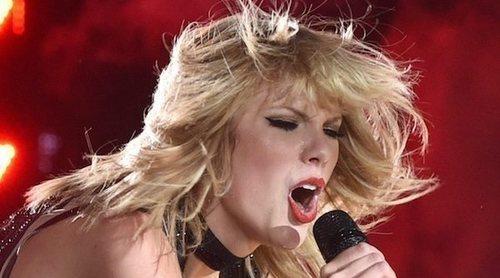 El curioso truco de Taylor Swift para no pasar miedo en el escenario