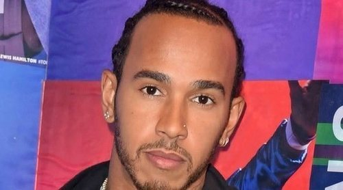Lewis Hamilton, enamorado de la modelo española Cindy Kimberly