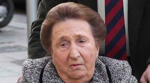 Cónclave real en el 80 cumpleaños de la Infanta Margarita: De la Reina Sofía y la Infanta Elena a los Gómez-Acebo