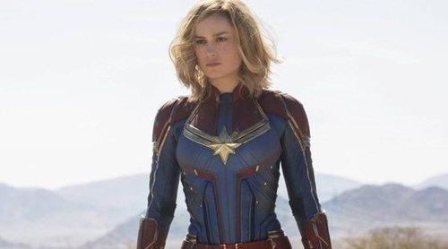 'Capitana Marvel' y '70 Binlandens', las películas que no puedes perderte esta semana