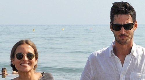 El emotivo mensaje de recuerdo de Ana Fernández y Frank Cuesta a Santi Trancho 4 años después de su muerte