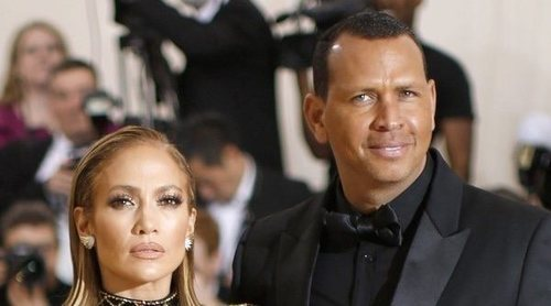 Álex Rodríguez, acusado de serle infiel a Jennifer Lopez horas después de anunciar su compromiso