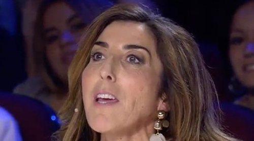 Paz Padilla y su desesperando intento de demostrar sus dotes acrobáticas: 'Así yo no puede ser sexy'
