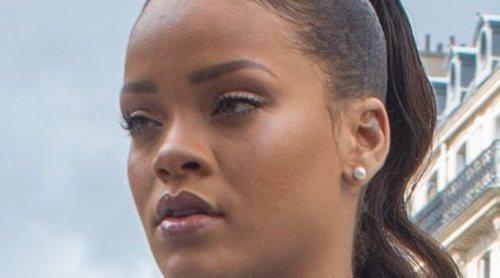 Un bebé, el primero en escuchar el nuevo disco de Rihanna 'R9'