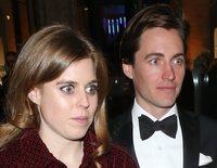 Beatriz de York y Edoardo Mapelli Mozzi hacen oficial su relación con su presencia en la National Portrait Gallery Gala