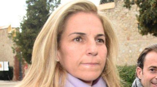 Arantxa Sánchez Vicario pide perdón públicamente a su familia: 'Acusé y fui injusta con mi padre'