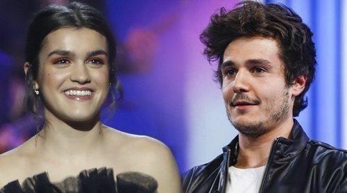 El consejOT de Amaia Romero a Miki Núñez: 'Que no se tome 'Eurovisión' como algo imprescindible'