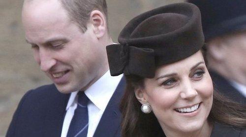 Kate Middleton se ríe de la calvicie del Príncipe Guillermo