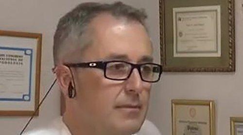 El padre de Alejandro Albalá agradece a Jorge Javier Vázquez la reprimenda: