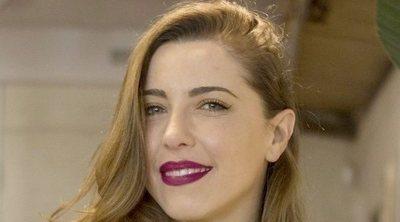 Erika Sanz: 'Llegué tarde al casting de 'Un paso adelante' y tuve que rogar que me dejaran hacerlo'