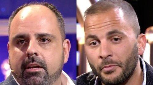 Julio Ruz habla claro a Antonio Tejado en 'GH DÚO': 'Has tenido comportamientos peores que el mío'
