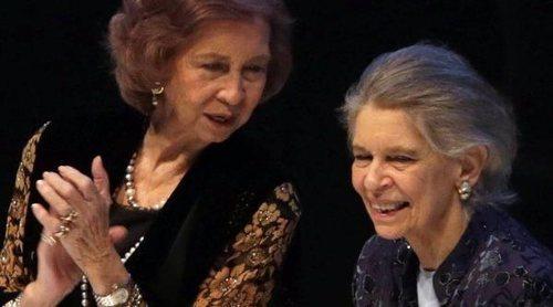 Irene de Grecia: así es la hermana, mejor amiga y confidente de la Reina Sofía