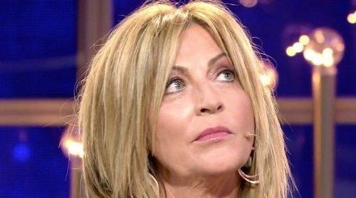 La madre de Alejandro Albalá muestra su disgusto ante la reprimenda de Jorge Javier Vázquez en 'GH DÚO'