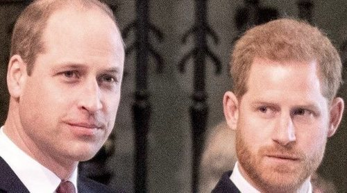 El Príncipe Guillermo y Kate Middleton y el Príncipe Harry y Meghan Markle consuman su ruptura pactada