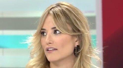 Alba Carrillo cambia de actitud en 'Ya es mediodía' tras la metedura de pata de su madre con Telecinco