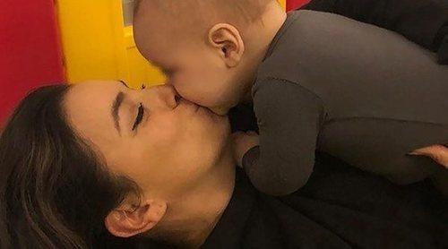 Eva Longoria celebra su cumpleaños más especial junto a su hijo Santiago