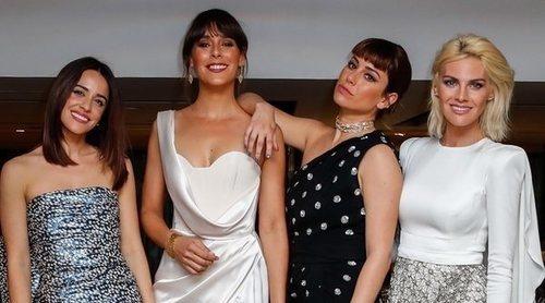 Macarena García, Amaia Salamanca, Belén Cuesta y Blanca Suárez, cuatro reinas en el Festival de Cine de Málaga