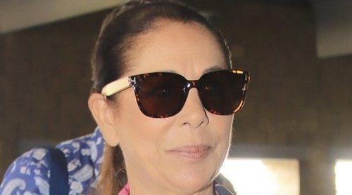 Isabel Pantoja planea recibir a Kiko Rivera en el plató de 'GH DÚO' y Chabelita se enfada