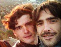 Así son y así se llevan Yon González y su hermano, Aitor Luna
