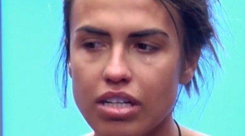 Sofía Suescun llora desconsolada en 'GH DÚO': 'Para mí Alejandro Albalá es un caramelo envenenado'