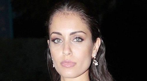 Hiba Abouk acude a Lorca para dedicarle unas bonitas palabras a Achraf Hakimi
