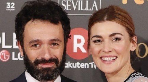 Rodrigo Sorogoyen y Marta Nieto pasean su amor por Málaga