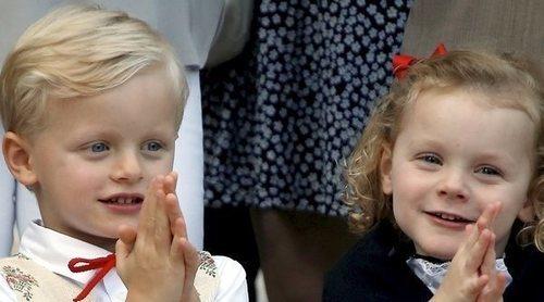 El bonito homenaje de Jacques y Gabriella de Mónaco a su abuela Grace Kelly