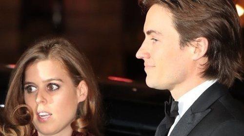 Beatriz de York y Edoardo Mapelli Mozzi, muy acaramelados por las calles de Nueva York