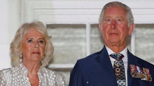 El ajetreado viaje a Barbados del Príncipe Carlos y Camilla Parker