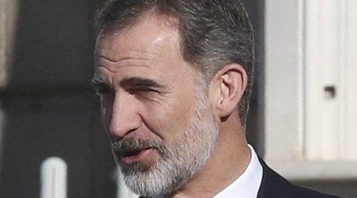 El Rey Felipe envía todo su apoyo a Enrique Ponce tras su grave cogida