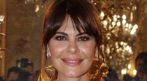 María José Suárez, detenida por supuestas deudas fiscales al llegar al aeropuerto de Barajas